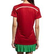 Espagne Femme Maillot Football Rouge Adidas