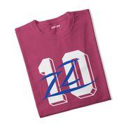 T-shirt fille ZZ n°10