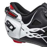 Chaussures Sidi Shot Carbon noir mat blanc