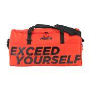 Sac de Sport Exceed Yourself Red-Black -