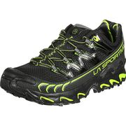 La Sportiva Ultra Raptor Black/Apple Green 38