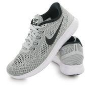 Nike Free Rn W gris, baskets mode femme