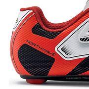 Chaussures Northwave Sonic 2 Plus blanc noir rouge