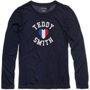 TEDDY SMITH Twelvo Ml Jr T-Shirt Ml Fille