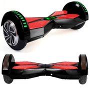 Hoverboard 8 Pouces Noir Bluetooth+ sac de transport