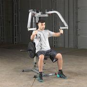 Machine de musculation développement des pectoraux Body-Solid