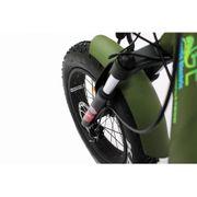 E-twow Fat Bike - Vélo électrique - Gris