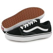 Chaussures Ua Old Skool Black/White e17