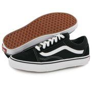 Chaussures Ua Old Skool Black/White e17
