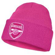 Arsenal FC officiel - Bonnet en tricot thème football - avec blason