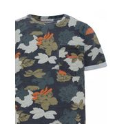PEPE JEANS-T-shirt manches courtes imprimé kaki ado garçon pepe jeans