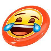 DISQUE A LANCER - DISQUE D'ATHLETISME  Disque volant frisbee Rieur - 23cm - Jaune et Orange