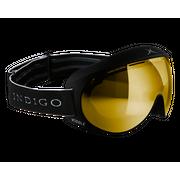 Indigo Voggle Black Mirror Gold