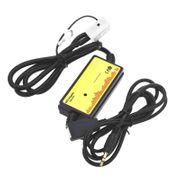 Chargeur allume cigare-Interface audio de voiture Câble de données USB 12P Connect Changeur de CD pour Audi / VW / Skoda