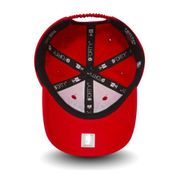 Casquette Adolescent New Era Chicago Bulls Kids Essential Rouge Youth 9Forty NBA