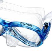 LUNETTES DE PLONGEE - MASQUE DE PLONGEE  Masque et Tuba de plongée Ischia - Adulte - Bleu