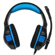 Casque ecouteur-Hunterspider V - 3 3.5mm Headsets Bass Gaming Headphones with Mic LED Light for Mobile Phone PC Xbox