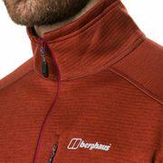 Polaire Berghaus Spitzer Fleece rouge