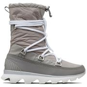 Sorel KINETIC™ BOOT Glitter-Chrome Grey, Wh 41 EU (10 US / 8 UK)