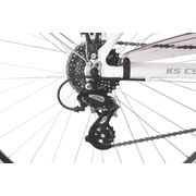 VTC Dame 28'' Madeira blanc TC 48 cm KS Cycling