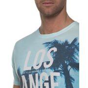 T-Shirt Manches Courtes Bleu