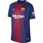 Maillot Junior Domicile FC Barcelone 2017/2018-6/8 ans