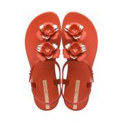 Sandales Ipanema Floral Rouge