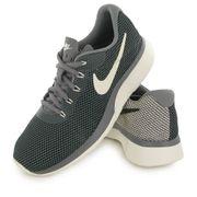 Nike Tanjun Racer gris, baskets mode femme