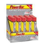 Lot de 20 tubes PowerBar Amino Maga Liquid (20X25ml)
