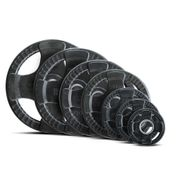 Disques Body-Solid olympiques 4 Grip en caoutchouc 5 kg