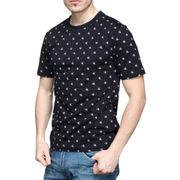 Tee Shirt Calvin Klein J30j311310 Small Monogram 099 Noir