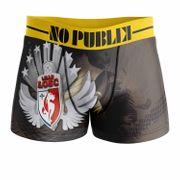 No Publik - Boxer Microfibre Homme Losc Victory Black