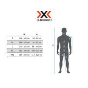 Maillot X-Bionic The Trick G2 Zip manche courte noir blanc