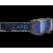 AZR Funny Jr Noir Mat Bleu Silver
