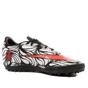 Hypervenom Phelon II TF Homme Chaussures Futsal Noir Blanc Nike