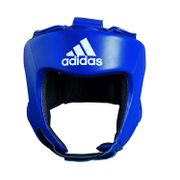 Casque de boxe Anglaise AIBA--- L-BLEU------Bleu - L--------BLEU- L