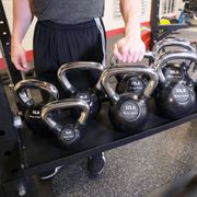 Plateau Kettlebell Body-Solid