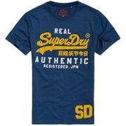 SUPERDRY Vintage Authentic Duo T-Shirt Mc Homme