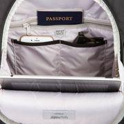 Pacsafe Stylesafe Anti-vol Sac à dos étanche pour la marche et Voyage