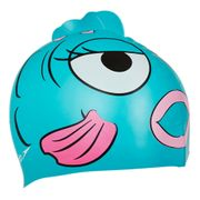 Bonnet de natation Speedo Sea Squad Character bleu rose enfant