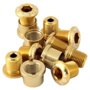 Msc Chainring Bolts Kit Alu7075t6 12 Units