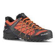 Chaussures Salewa Wildfire noir orange