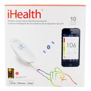 Ihealth Wireless Smart Glucometer With Consumables Kit