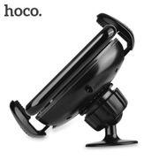 Chargeur QI sans fil-Chargeur sans fil HOCO CW4 Car Qi pour iPhone 8/8 Plus / X