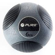 Pure2Improve Ballon médicinal 6 kg Gris