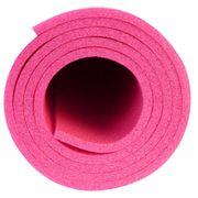 Tapis pilates et yoga Inedit Avento Tapis de yoga 41VG-ROZ-Uni 160 x 60 cm polyéthylène Rose