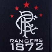 Rangers FC officiel - Pantalon de jogging avec coupe ajustée - thème football/motif blason/polaire - garçon