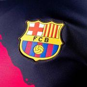 Nouveau Maillot Officiel D'Entrainement Homme Nike FC Barcelone Saison 2019/2020