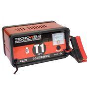 Chargeur de batterie TEC 1- 12V - Chargeur batterie voiture jusqu'à 40 Ah-Protection thermique et inversion de polarité