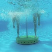 Aquajumping barre avec plateforme FUN OKEO Aquafitness
